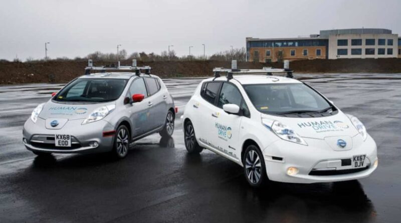 Nissan Leaf Autonomous