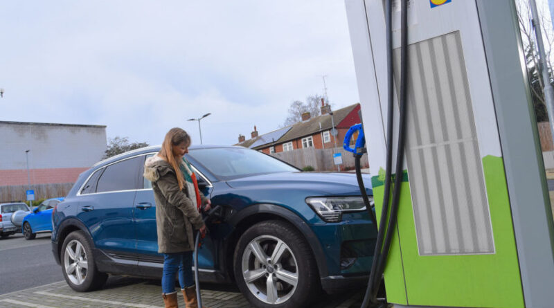 EV Charging Cost