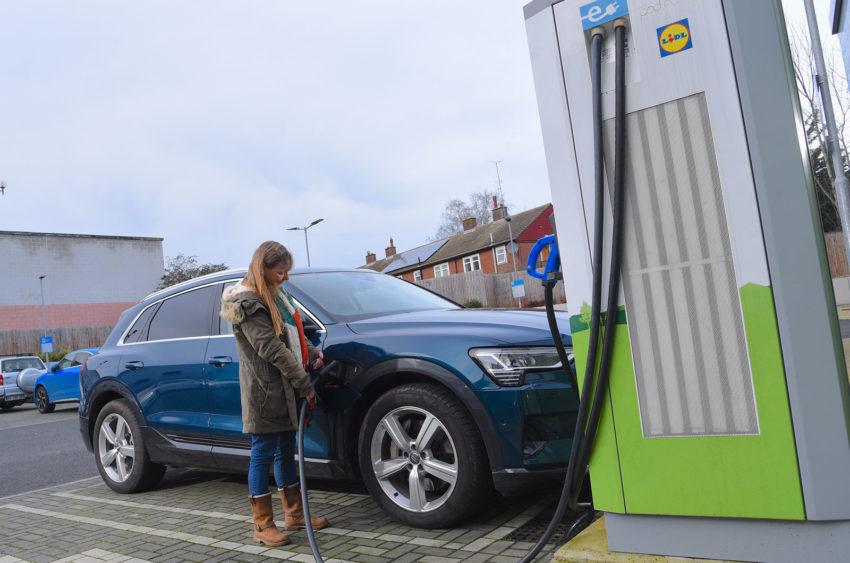 EV Charging Cost