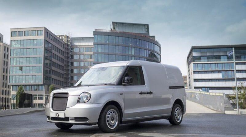 LEVC Van prototype