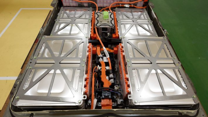 Honda electric car battery