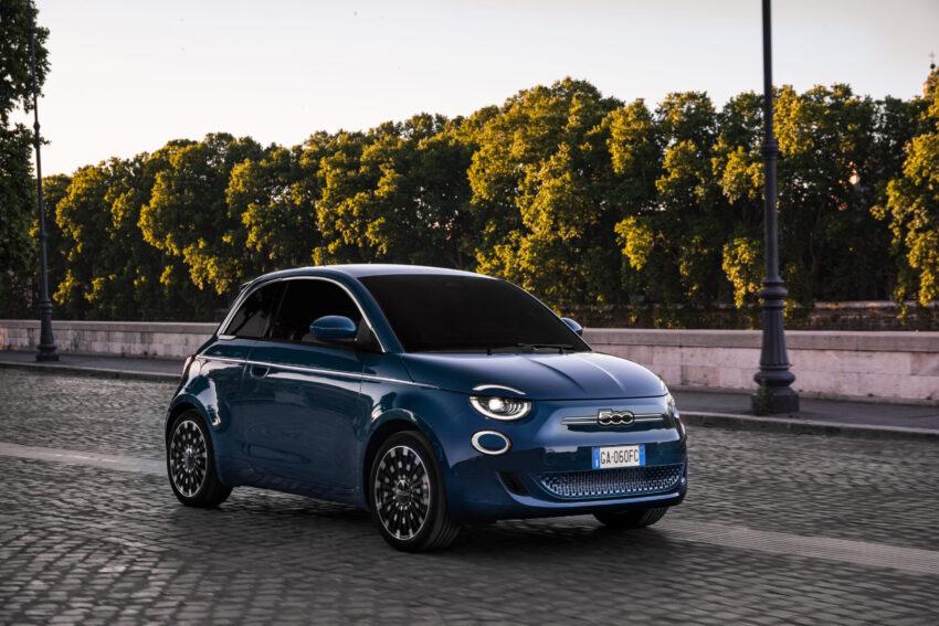 Fiat 500 HB