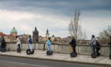 Segway's in London