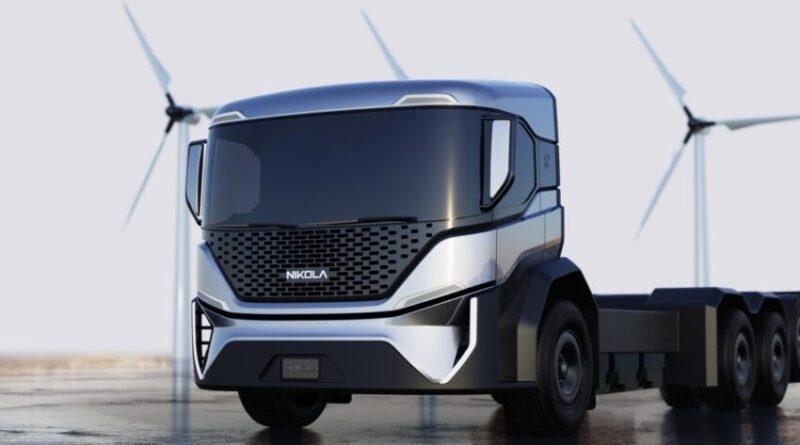 Nikola refuse trucks