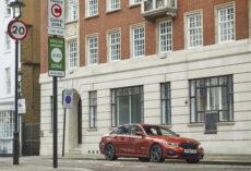 BMW eDrive zones