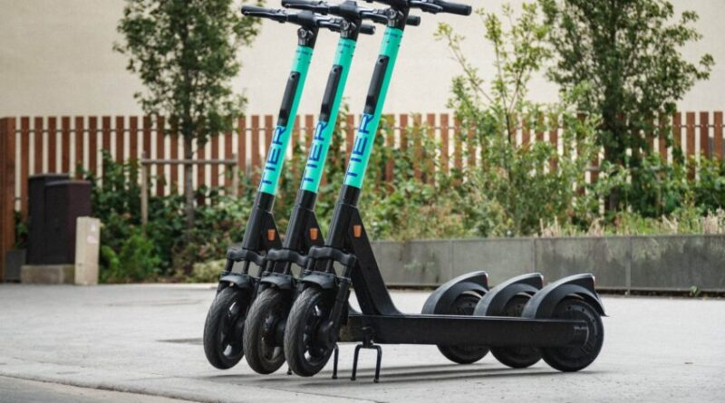 Tier Scooters