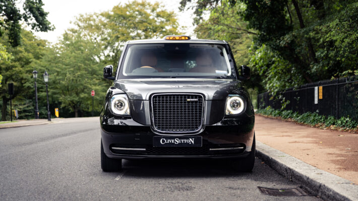 Sutton cab