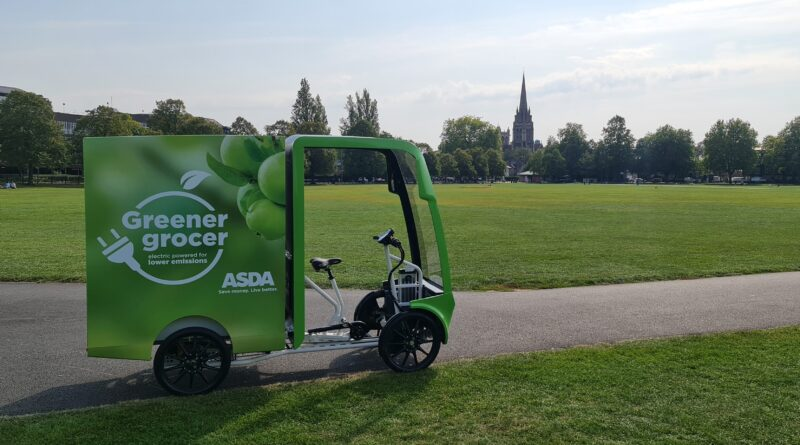 EAV Asda trial