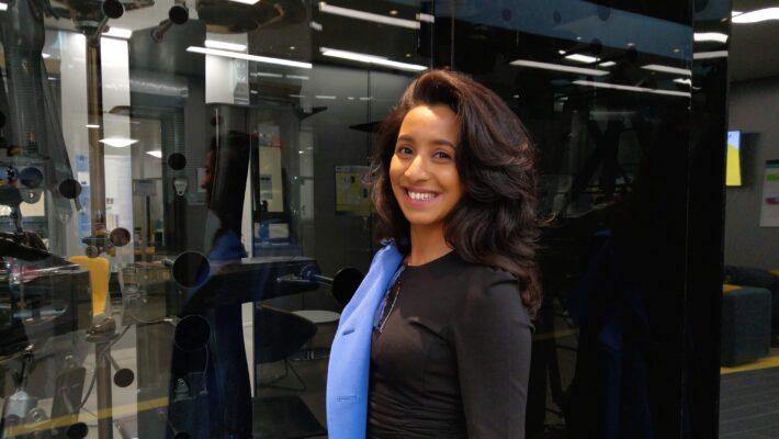 Parveen Begum - CEO of Solisco