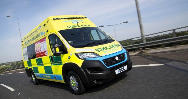 West Midlands Ambulances