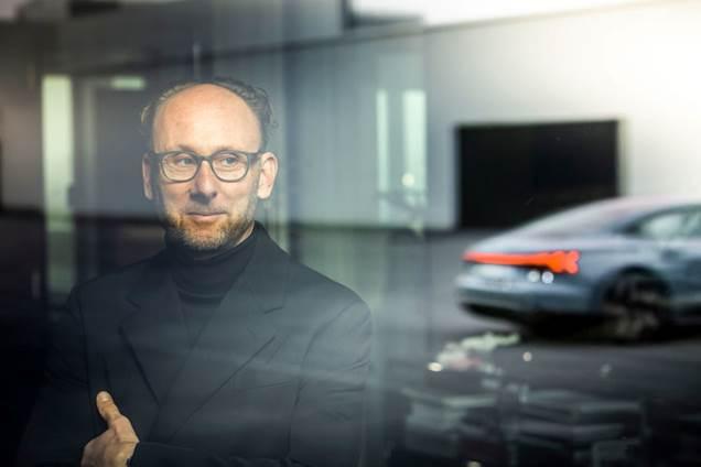 Marc Lichte, Head of Audi Design
