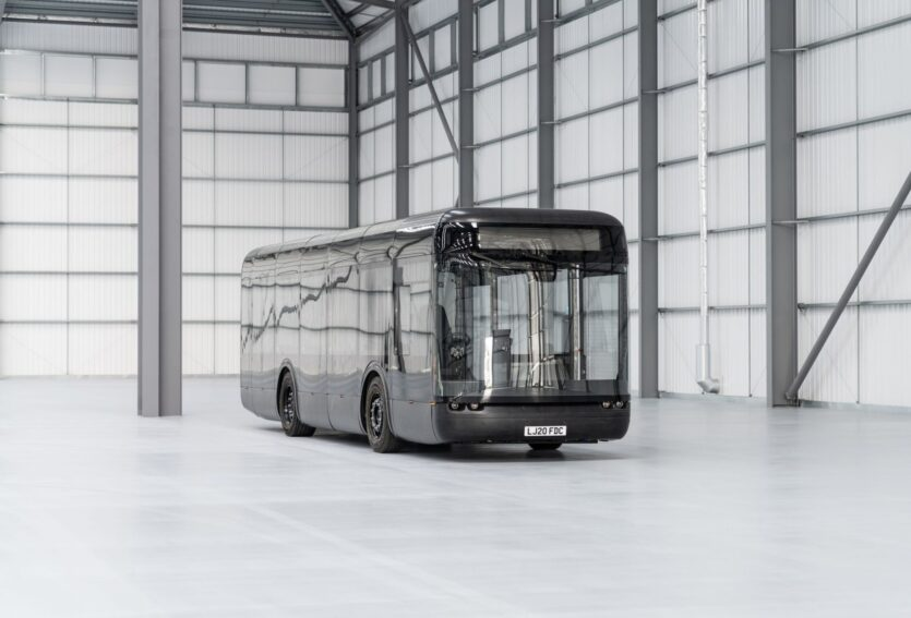 arrival electric buses