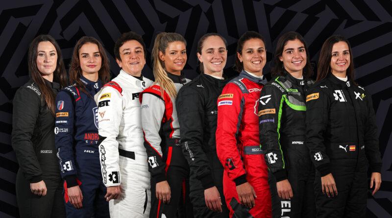 Extreme E Female Drivers