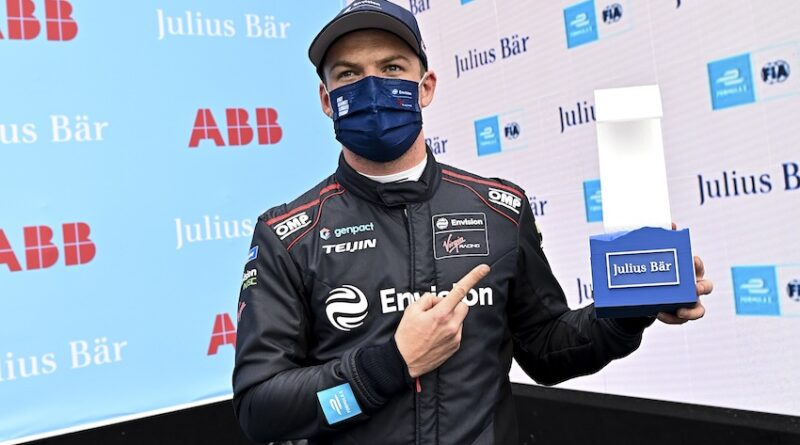 Nick Cassidy Envision Virgin Racing
