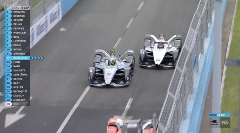 Formula E review