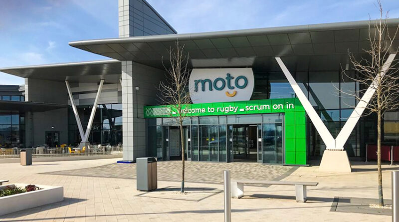 moto rugby electric service station