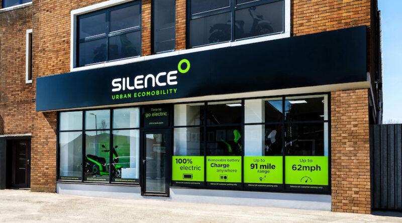 silence uk store