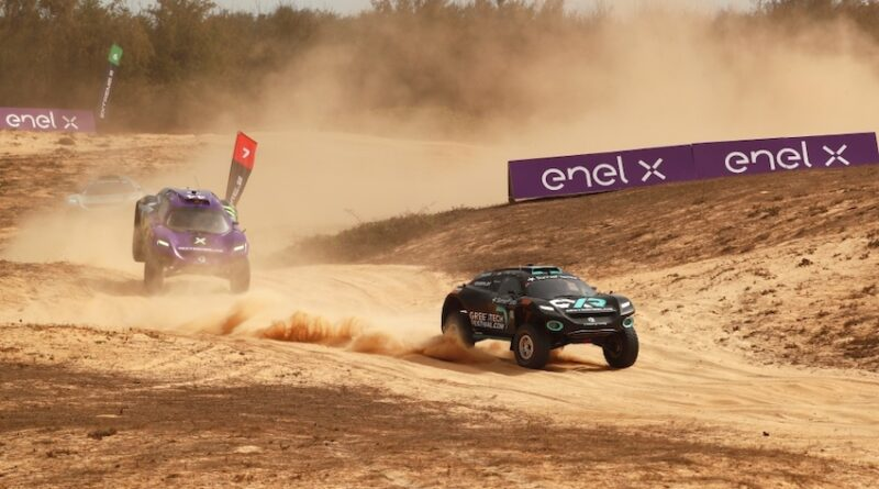 Rosberg Racing extreme E