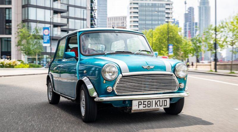 classic electric mini