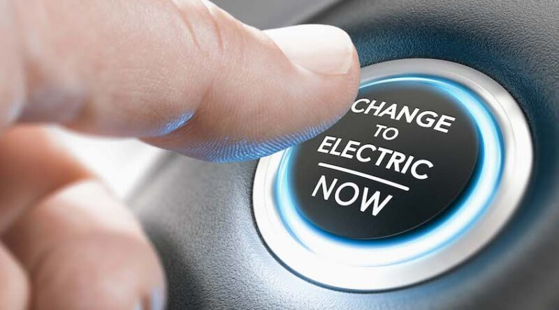 electric car change