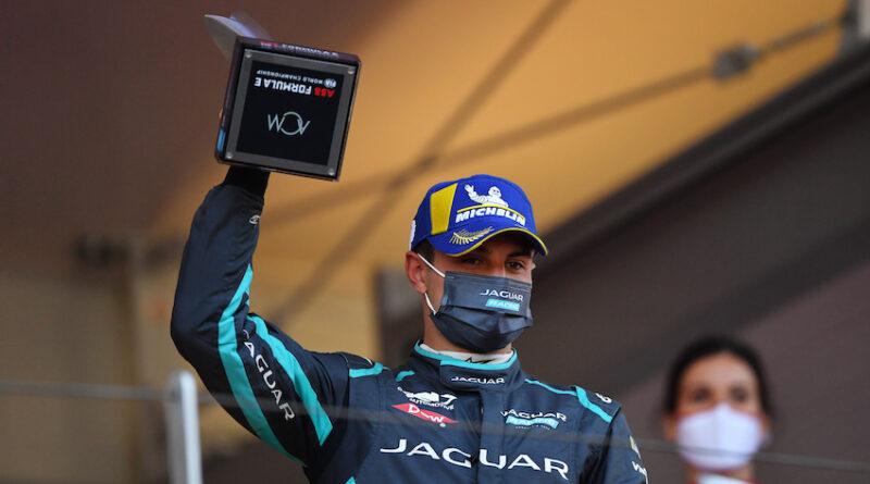 Jaguar Racing Mitch Evans