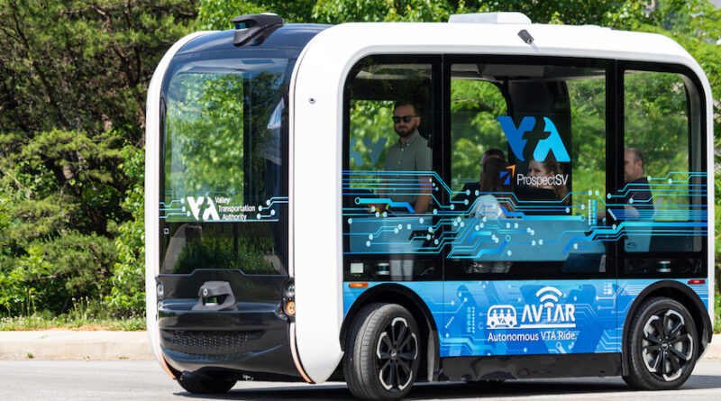 Protean Electric Shuttle