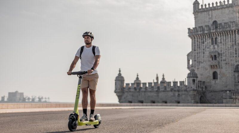 Superpedestrian e-scooter