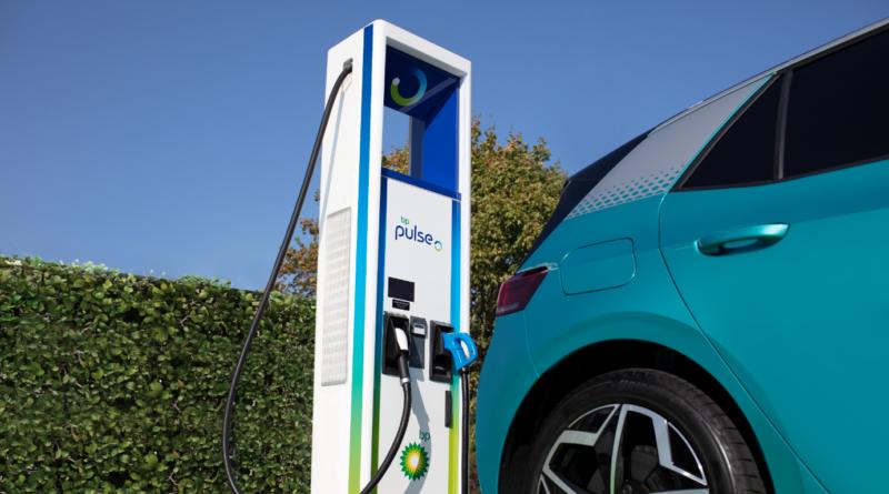 BP Pulse charging