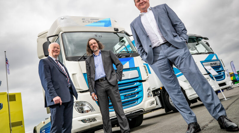 Freight Systems Wales