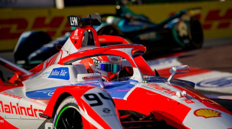 Alex Lynn Mahindra Racing