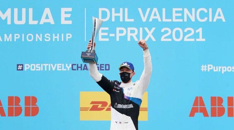 Jake Dennis BMW i Andretti Motorsport