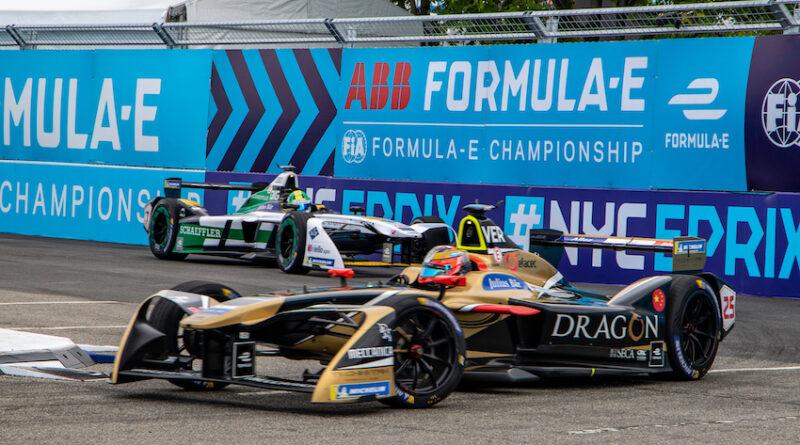 New York Formula E