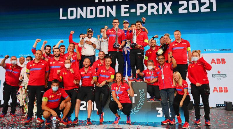 Formula E Mahindra Racing London E-Prix