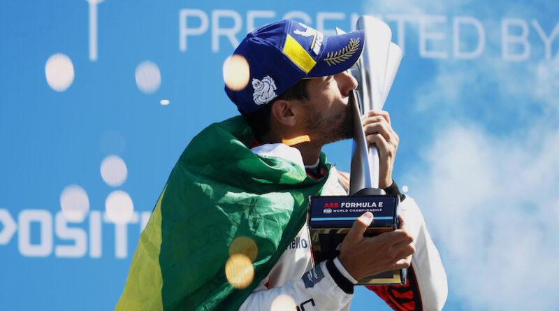 Lucas Di Grassi Audi Sport ABT Schaeffler