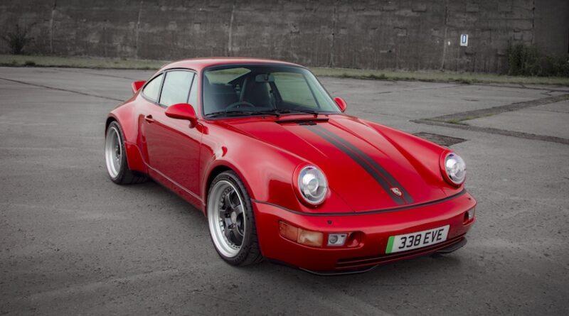 Everrati Porsche 911 946 coupe
