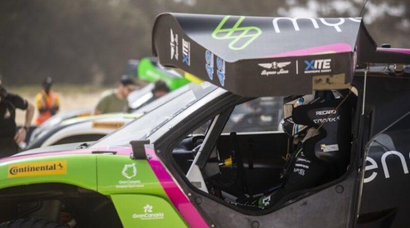 myenergi Xite Energy Racing
