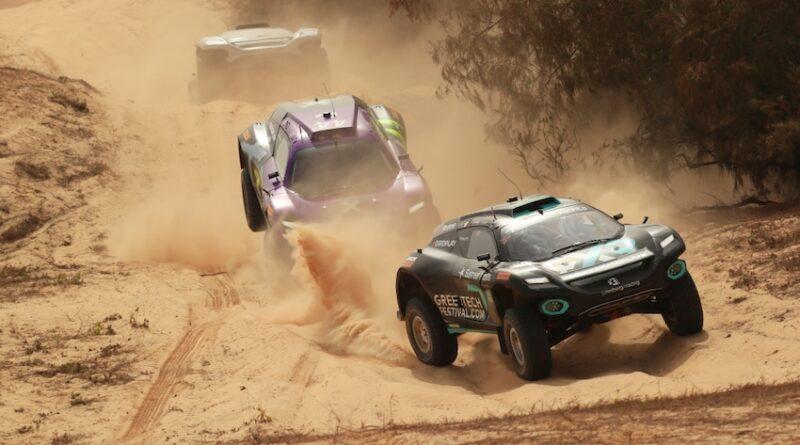 Arctic X-P Preview Dakar