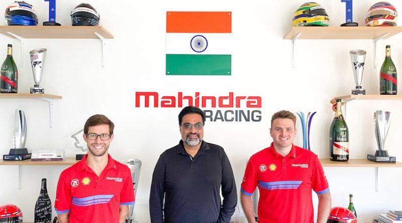 Ollie Rowland Mahindra Racing