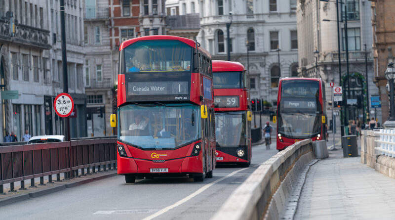 TfL London Bus