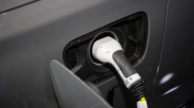 ev plug in charging cable