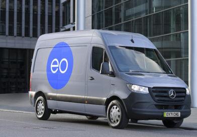 EO Charging Mercedes Benz
