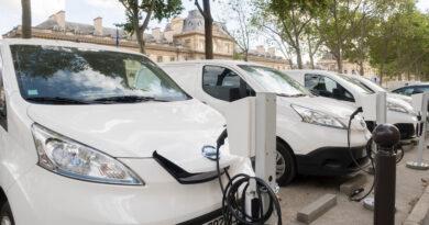 Nissan e-NV200 electric van fleet