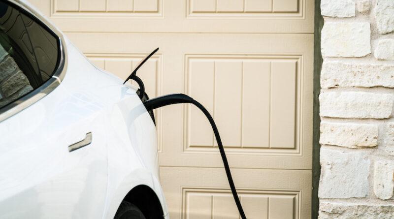 tesla ev home charging